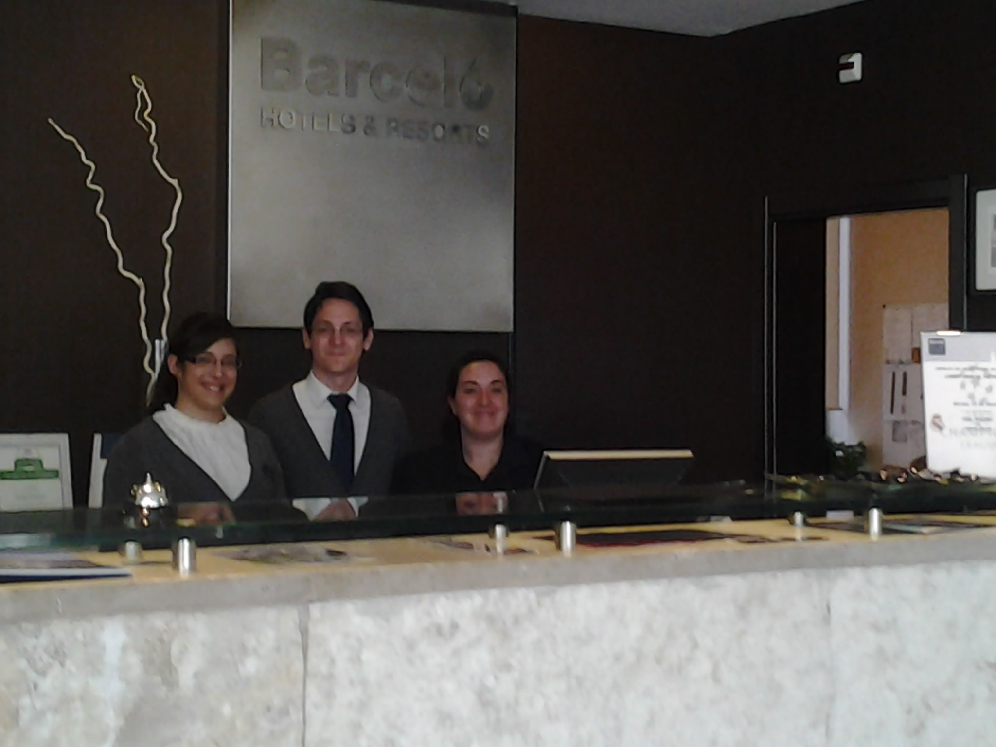 Hotel Barceló Torre Arias