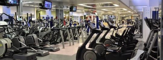 Instalaciones de Fitness en Santa Gema